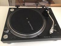 1 pioneer plx 500 turntable dj - BRAND NEW