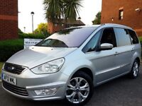 2012 FORD GALAXY 2.0 TDCI TITANIUM 6 SPEED MANUAL 7 SEATER IMMACULATE IN/OUT 1 COMPANY OWNER