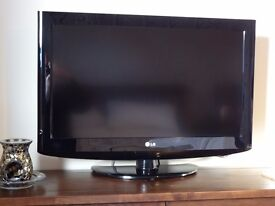 """32"""" LG LCD TV For Sale"""