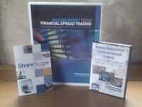 Complete Financial trading/Spreadbetting course by Vince Stanzione