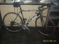 Cube Aerial Road Racing Triathlon Bike 54cm Tiagra Triple Very Good Condition No Timewasters Please