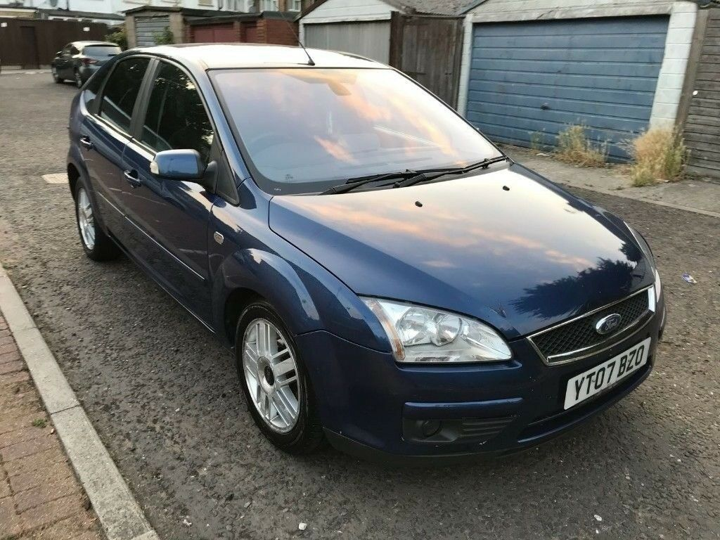 2007 Ford Focus 1.8 TDCi Ghia 5dr Manual @07445775115 | in Redbridge,  London | Gumtree