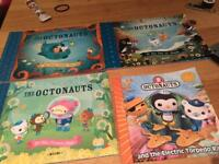 The Octonauts. Collection of 4 Books