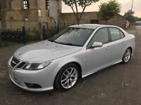 2008 (57) SAAB 9-3 1.9 TID VECTOR 150 BHP *FSH* IMMACULATE condition bargain great family car