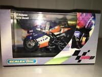 Scalextric Neil Hodgson motorbike