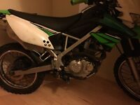 Kawasaki 125 2011 mint condition