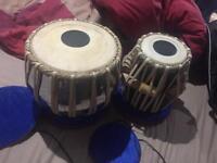 Musical instruments tabla
