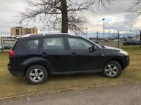 Peugeot 4007 4x4 SUV 7 seater. 2.2d