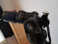 Meade Telescope, Computerised auto point to stars/planets,additional zoom lenses