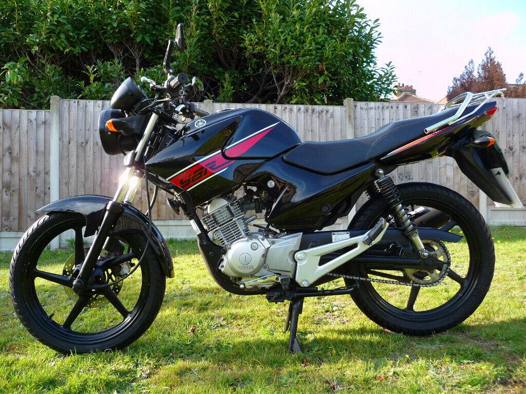 Yamaha YBR 125 - Wikiwand