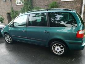 Ford Galaxy 2.3 Ghia automatic 2001