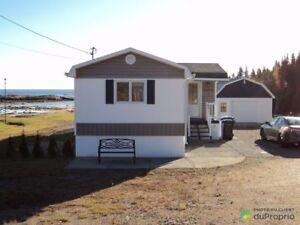 109 500$ - Maison mobile à Port-Cartier (Rivière-Pentecôte)