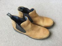 Chelsea boots, size 7. Hardly worn.
