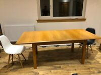 M&S Extending Oak Table cost £800+