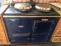 AGA oven