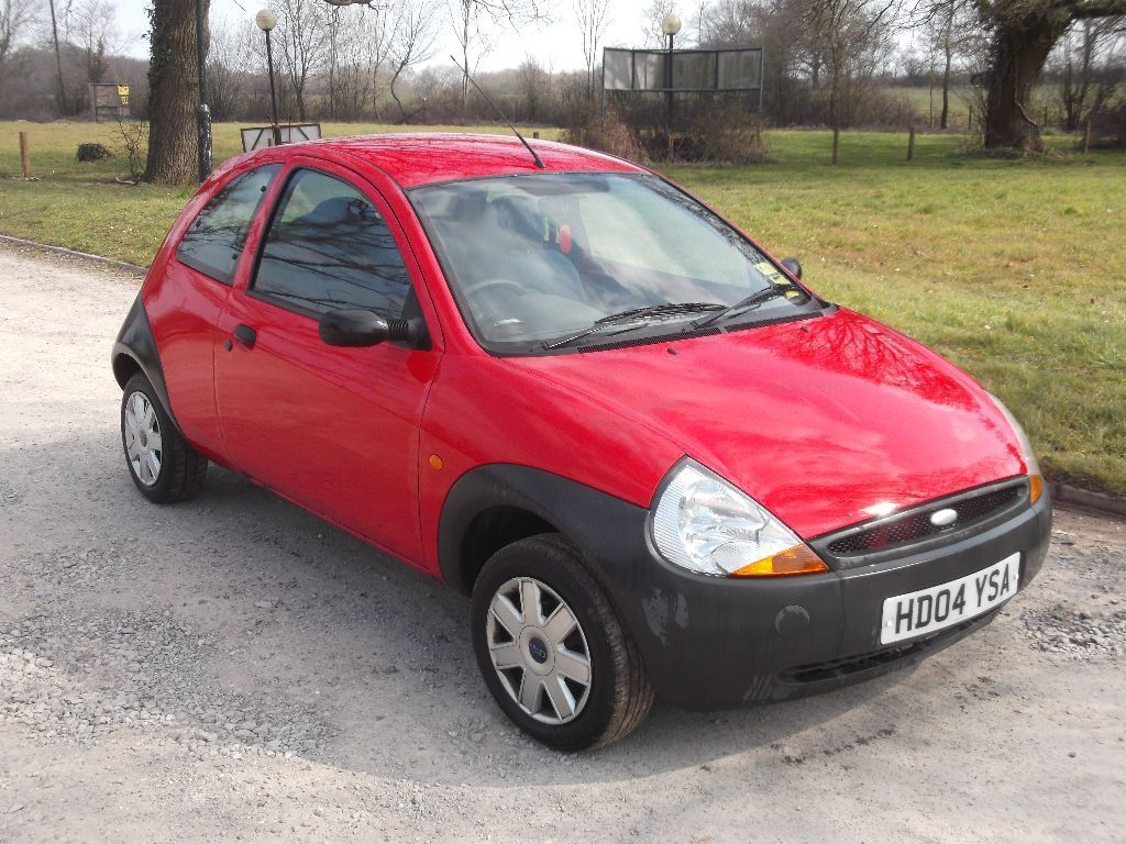 2004 ford ka 1 3 mot september 2016 only 76 000 miles only 495 in southampton hampshire. Black Bedroom Furniture Sets. Home Design Ideas