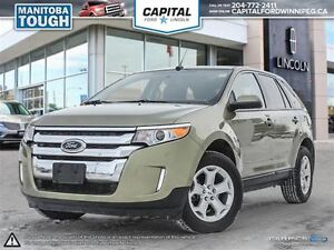 2013 Ford Edge SEL FWD **Rear Cam-Bluetooth**