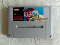 SNES super nintendo game Mario Paint