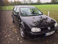 Vw golf gt tdi 130 very cared for car