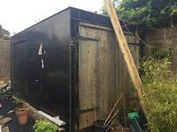 Large Shed - Lorry Box Container Trailer -Free