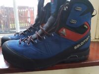 Salomon Mens X Alp MTN GTX B1 Boots