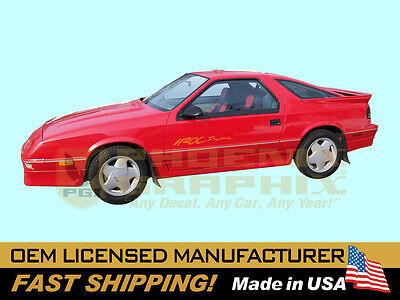 1991 1992 1993 Dodge Daytona Shelby IROC R/T