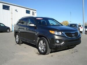 2013 Kia Sorento EX AWD - leather - sunroof! Regina Regina Area image 4