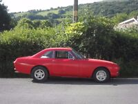 1967 Reliant Scimitar Coupe. fully restored.manual gearbox with overdrive