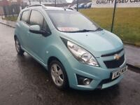 2012 Chevrolet Spark 1.2, Years MOT, Warranty, ideal 1st car,