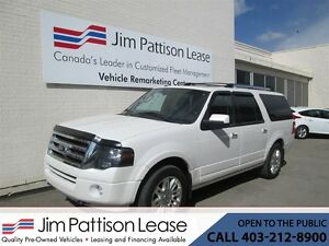2012 Ford Expedition Max 5.4L LOADED Limited 4X4 w/ NAV! & Dual