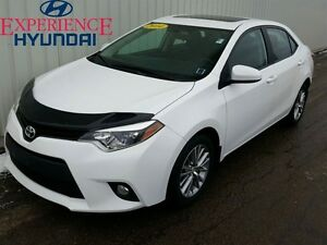 2014 Toyota Corolla LE LEATHER SEATS | NEW MVI | NEW TIRES | AGG