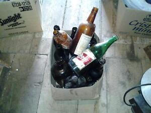 a vendre anciennes bouteilles