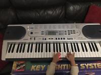 Casio keyboard LK-45