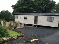 Stunning 2012 Willerby Rio Gold 2 bedroom caravan at Wemyss Bay Holiday Park