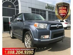 2011 Toyota 4Runner SR5| Leather| Sunroof| CD player| AUX