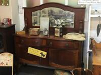 Stunning large sideboard with mirror