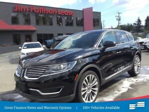 2018 Lincoln MKX Reserve Like New!!