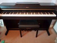 Roland HP103e Digital Piano As New