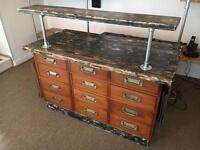 Bespoke Counter / Reception Desk
