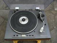 SANYO TP 727 TURNTABLE
