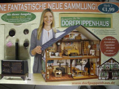 dorfpuppenhaus sammlung heft zubeh r ab nr 1 in leipzig s d ebay kleinanzeigen. Black Bedroom Furniture Sets. Home Design Ideas
