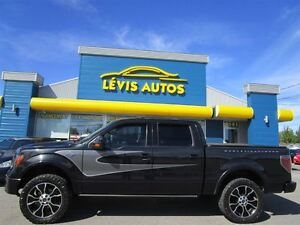 2012 Ford F-150 HARLEY-DAVIDSON 411 HP AWD 6.2 LITRES BEAU LOOK