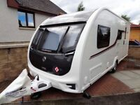 2017 Swift Challenger 530 Caravan Purchased 2018 used 3 times only Immaculate condition