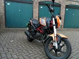 KSR Moto GRS 125CC
