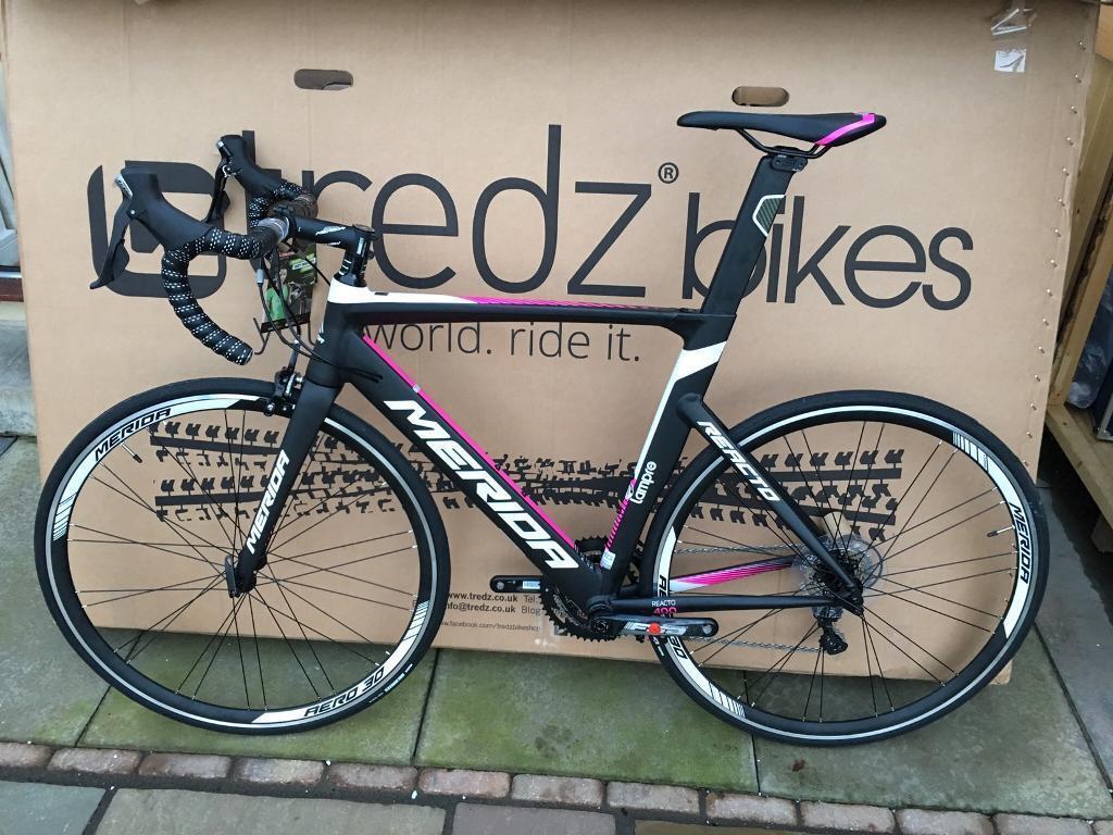 Merida Reacto 400 Team Lampre Edition Road Bike May Swap