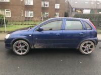 2004 Vauxhall corsa 1.3 cdti energy 5 door ( needs engine ) spares or repair