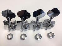 Fender 70s re-issue bass tuners machineheads and bushings