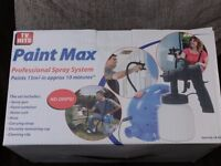 ELECTRIC PROFESSIONAL PAINT SPRAY SYSTEM (New & Boxed)