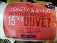 15 Tog Winter Duvet