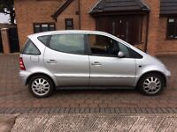 Mercedes a class automatic-spares or Repaires